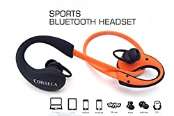 Corseca SPORTS BLUETOOTH HEADSET - DM4712BT (Orange)
