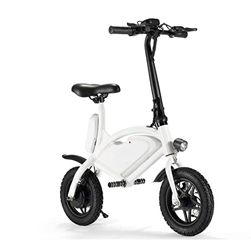 41TK1bYZkAL. SS500  - Ambm Folding Portable Electric Bicycle Lithium Battery Moped