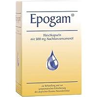 EPOGAM Weichkapseln 240 St Weichkapseln preisvergleich bei billige-tabletten.eu