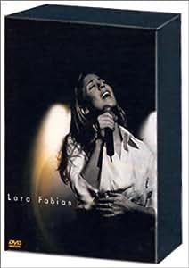 Coffret Lara Fabian 3 DVD : Live / En toute intimité