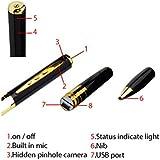QUMOX New Universal Mini stylo Cam DVR Caméra vidéo USB Recording enregistrement Invisible