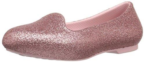 crocs Mädchen Crocsevesprklk Geschlossene Ballerinas Blush