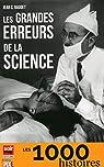 Les grandes erreurs de la science par Baudet
