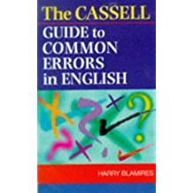 Cassell Guide to Common Errors