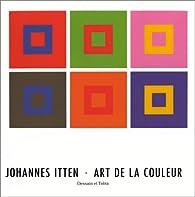 L'ART DE LA COULEUR par Johannes Itten