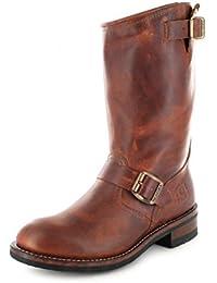 Sendra Boots 2944 - Biker Boots de cuero unisex