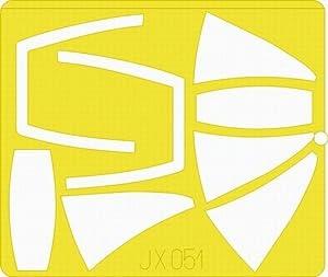 Eduard Accessories jx051Modelo Diseño Accesorios a de 7E Corsair II para Trumpeter Montar