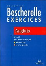 Bescherelle exercices Anglais