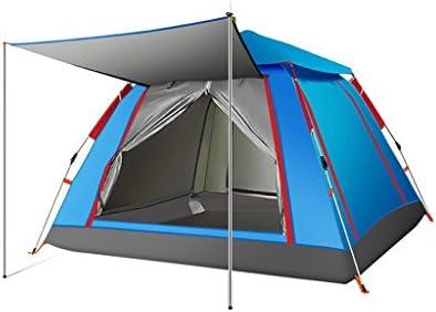 YDYLZC- Tenda, automatico all'aperto 1-4 persone addensare campeggio a prova prova prova di pioggia morbido (Coloreee   2)   Una Grande Varietà Di Merci    Superficie facile da pulire  11e829