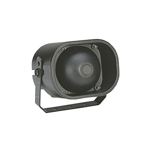 230V Alarmsirene mit 1,8m Kabel und Euro-Netzstecker, Gehäuse spritzwassergeschützt