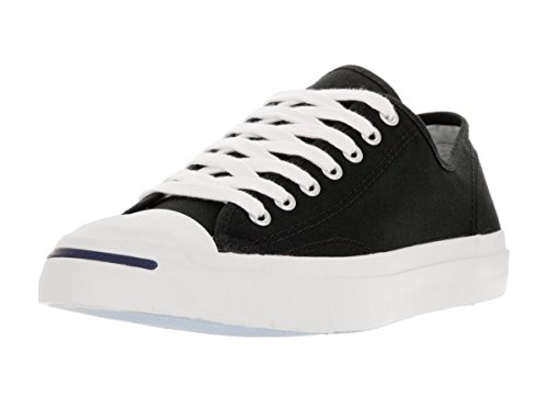 Converse Jack Purcell Baskets - Noir Noir/blanc