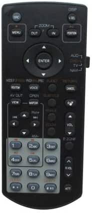 Ochoos Fernbedienung Für Kenwood Kna Rcdv331 Ddx3021 Ddx3051 Ddx318 Ddx319 Ddx370 Ddx371 Ddx4021bt Auto Video Dvd Receiver System Baumarkt