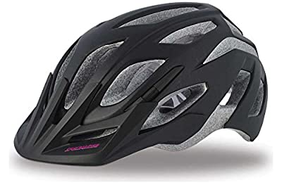 Evans Cycles Womens Ladies Specialized Andorra All-Mountain Bike Cycling Helmet from Specialized