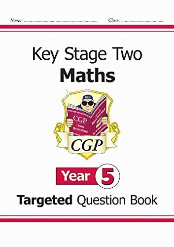 KS2 Maths Targeted Study Book - Year 4 (for the New Curriculum): The Study Book by CGP Books (2014-05-14)