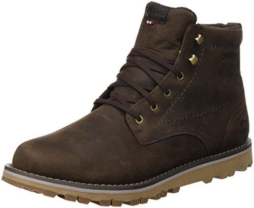 Viking Horg GTX Shoes Men Dark Brown/Taupe 2016 Schuhe Braun (Dark Brown/Taupe 1890)