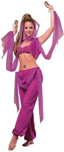 Rubie's Kostüm Arabische Prinzessin 1001 Nacht Bauchtänzerin Fasching Karneval - Womans Bauchtänzerin Kostüm
