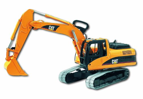 Image of Bruder 02438 Caterpillar Excavator Scale 1:20