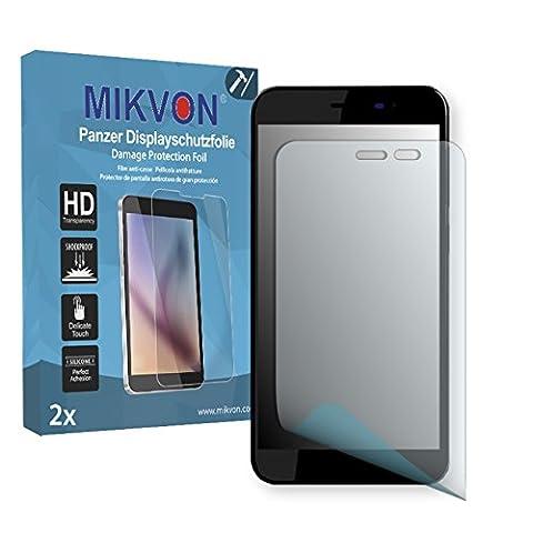 2x Mikvon Film blindé film de protection d'écran pour Archos 50 Power - Emballage d'origine et accessoires