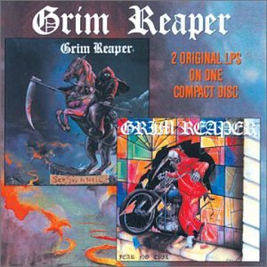 Grim Reaper: See You in Hell/Fear No Evil (Audio CD)