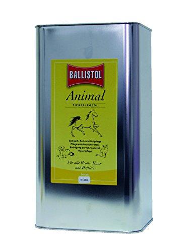 katzeninfo24.de Ballistol Tierpflege Animal 5 Liter, 26530