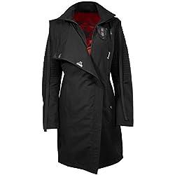 Abrigo con capucha para Mujer