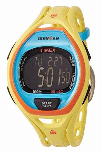 Timex Montre Bracelet Mixte Chronographe Quartz Plastique tw5m01500