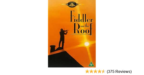 53bf10a1cbc9 Fiddler On The Roof  DVD   1971   Amazon.co.uk  Topol