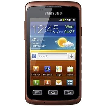 Samsung Galaxy Xcover Smartphone Bluetooth/Wi-Fi Android 150 Mo Noir: Amazon.fr: High-tech
