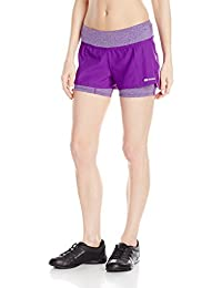 Sugoi Women's Verve Shorts, Purple, Small by SUGOi