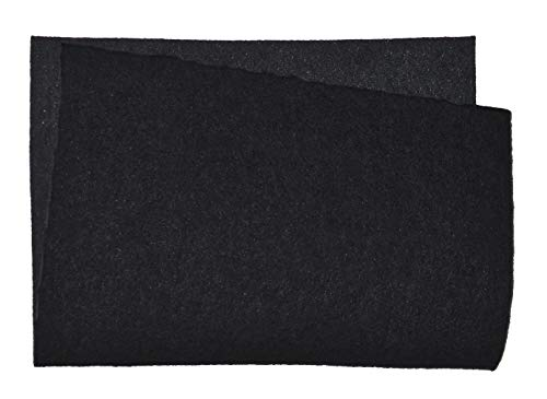 Aktivkohlefilter Fettfilter Universal für Dunstabzugshaube (38x56 cm)