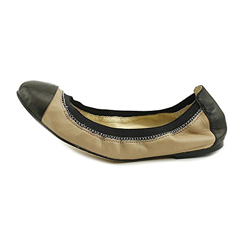 Vince Camuto Impella Femmes Cuir Chaussure Plate Impossibly Plush-Blk