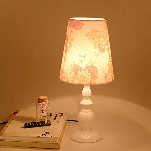 Pflege Toner (Das Bügeleisen Schlafzimmer Yu-k Den Lounge Bett Lampen 40 * 18 CM, Toner rose Schalter)