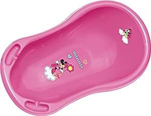 Disney Minnie Mouse Bath Tub (Pink)