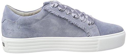 Kennel und Schmenger Schuhmanufaktur Sneaker Donna Blau (Cielo/Crystal Sohle Weiß)