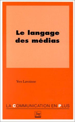 Le langage des médias