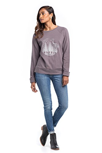 Synergy Organic Clothing Night Sky Marin Sweatshirt hase