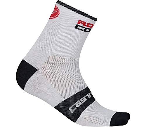 Castelli Rossocorsa 9 Socke Fahrradsocken