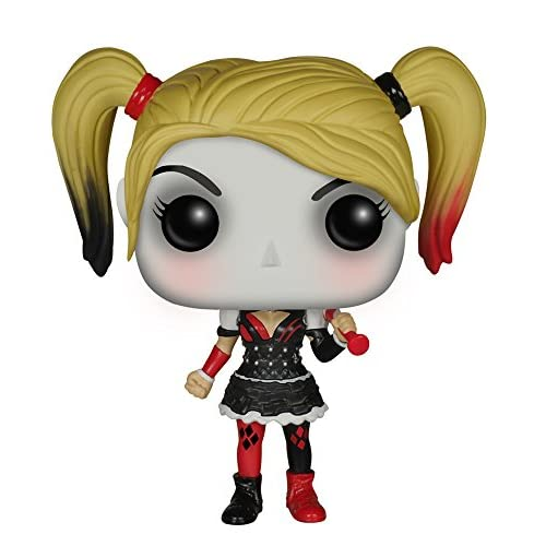 Harley Quinn Funko Pop (Batman Arkham Knight).