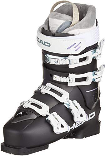 HEAD Damen Skischuhe FX GT W Black, 24.5 / EU 39,5