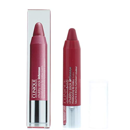 Clinique Chubby Stick Intense Moisturizing Lip Colour Balm 1.2g - Roomiest Rose