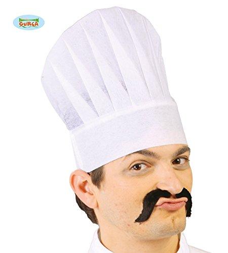 Kind, Mütze Koch Papier, (Fiestas Guirca GUI13580 - Küchenhut aus Papier)