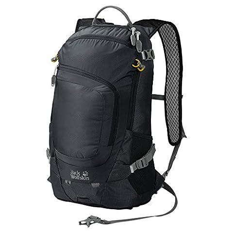 Jack Wolfskin Daypacks & Bags Crosser 18 Pack Sac à dos 49 cm compartiment Laptop Black
