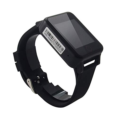 Aashish Adult Mini Multi-Function Phone Watch GPS Watch Tracker&Two Way Talking Heart Beat&Blood Pressure- Black with Box