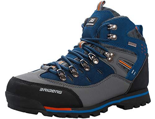 tmungsaktiv Outdoor Off-Road Running Wandern Schuhe Trekking Camping Turnschuhe Lace-up Low-Top Sports Casual Footwear ()