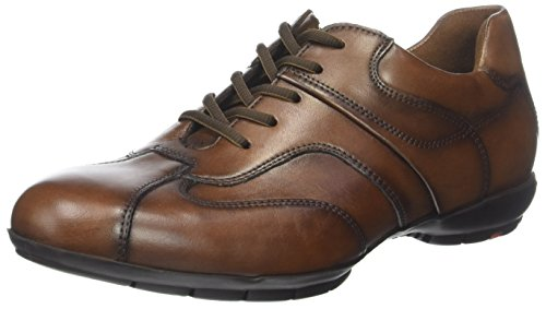 LLOYD Herren Archie Sneaker, Braun (Cognac 3), 44.5 EU