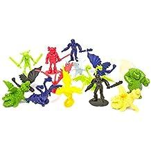 Dragons – Baril de Dragons – 25 Mini Figurines – Modèle Aléatoire