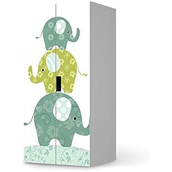 Möbel Aufkleber Folie Für IKEA Stuva Kommode Schrank   2 Große Türen |  Sticker Kinder