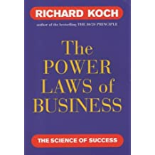 Power Laws of Business: The Science of Success