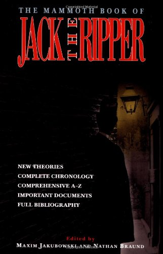 Mammoth Book of Jack the Ripper por Maxim Jakubowski