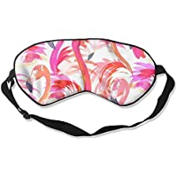 Sleep Eye Mask Flamingo Pink Lightweight Soft Blindfold Adjustable Head Strap Eyeshade Travel Eyepatch E3 preisvergleich bei billige-tabletten.eu